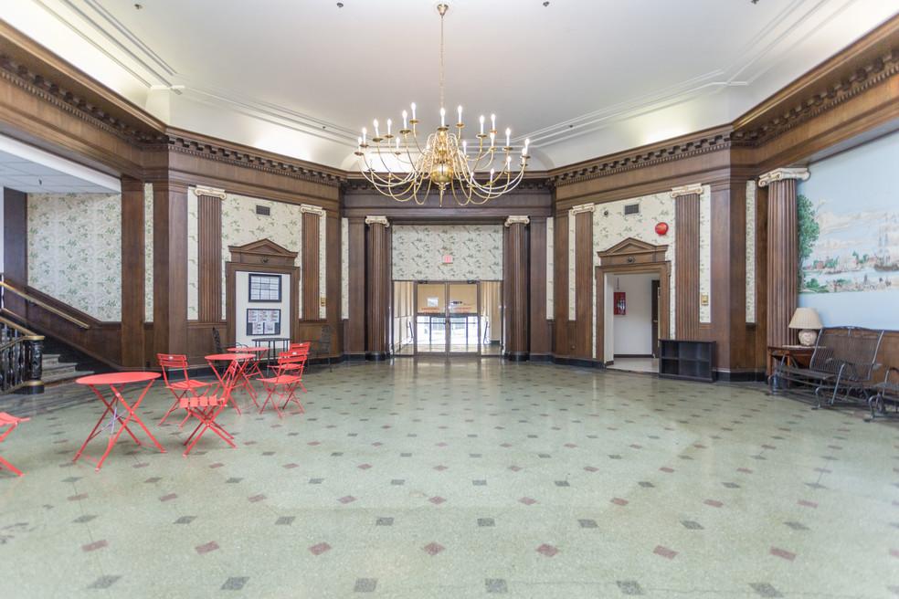 Mayflower Lobby